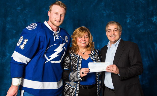 2015 Lightning Hero Recipient